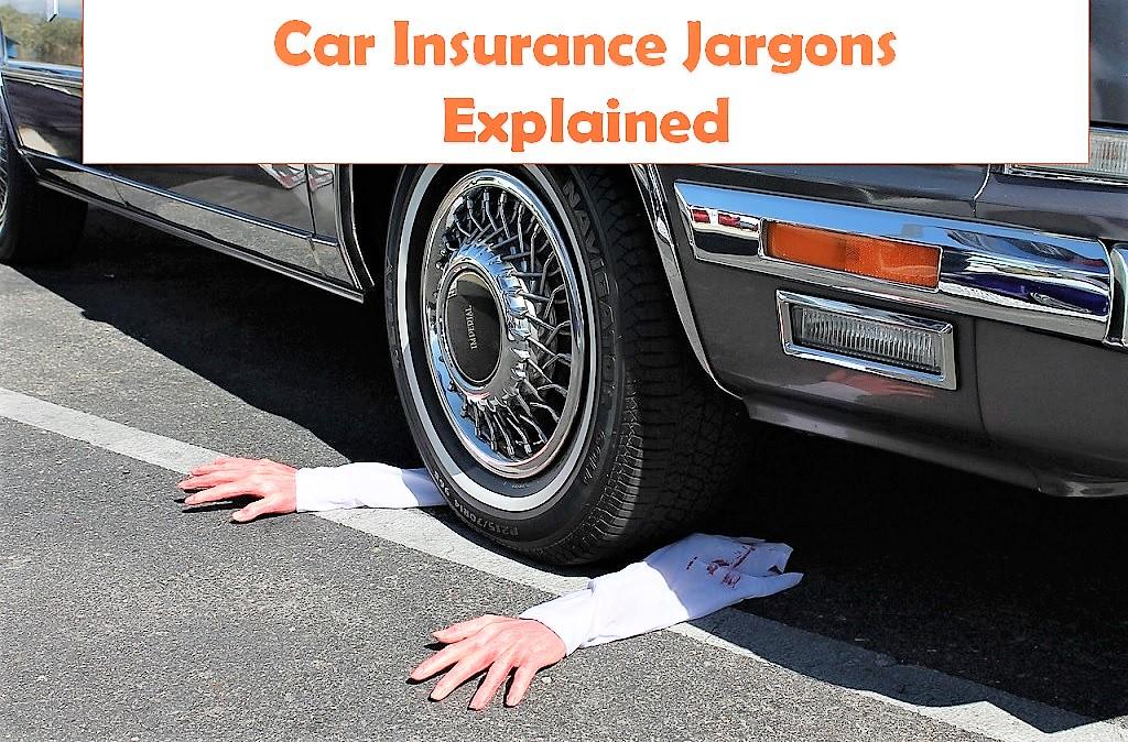Car Insurance Terminology Explained